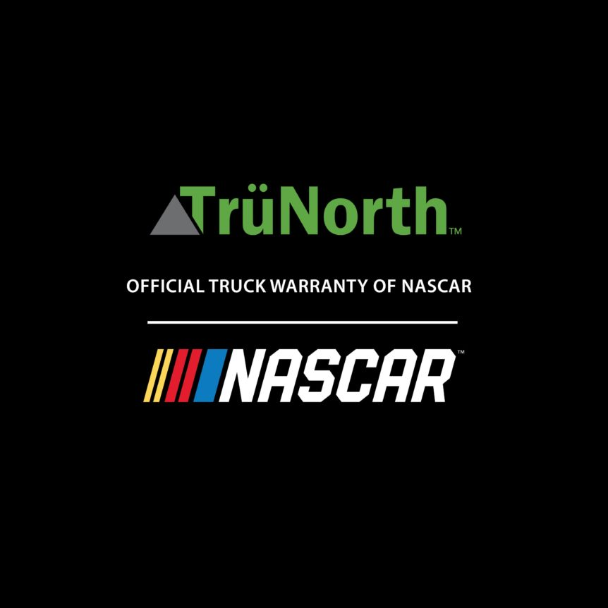 TruNorth Warranty NASCAR official sponsor