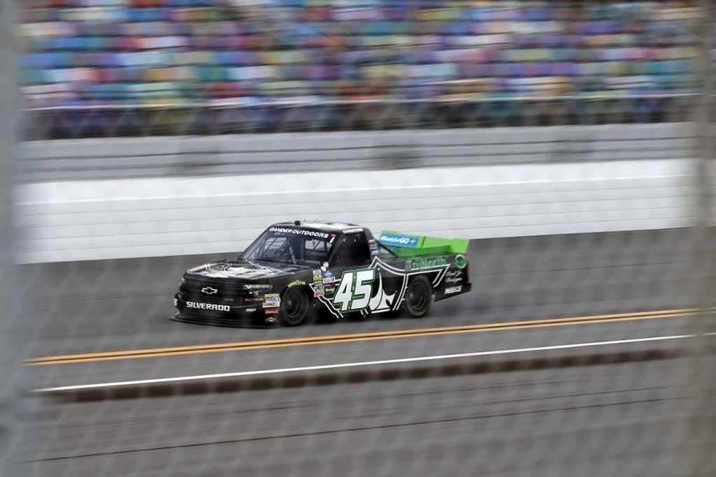 TruNorth-Global-nascar-paul-jr truck series race