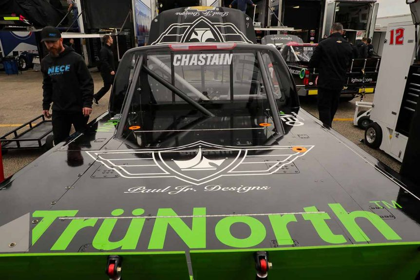 TruNorth-Global-nascar-paul-jr trucks series